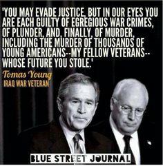 George W. Bush Dick Cheney Iraq War