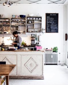 """793 Likes, 11 Comments - The shopkeepers (@the_shopkeepers) on Instagram: """"Atelier September, Copenhagen @lizandlavender Monday morning coffee vibes #coffeeshop…"""""""