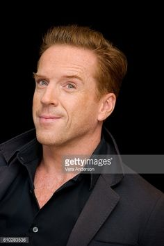 News Photo : Damian Lewis at the 'Billions' Press Conference...