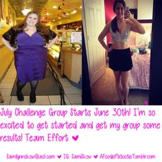 This is the last week to apply for my challenge group that begins June 30th. It's your time to get into the best shape of your life, with me and your challenge group team by your side. Invest in YOU. Invest in YOUR health. Think of all of the money you have spent on food you shouldn't be eating or at a bar…your body will be around a lot longer than any of those things. It's the only body you get. 90 day program: $140. That's a month of Starbucks, cheaper than a pair of designer sunglasses…