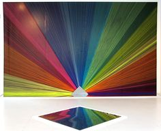 "Chris Duncan ""Patterns and Light"" Installation"