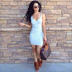Te enamorarás de ti misma al verte vestida con estos looks.