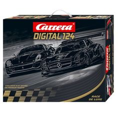 Slot Car Vehicle Race Sets - Carrera Digital 124 Race De Luxe Racing Set *** Want to know more, click on the image.