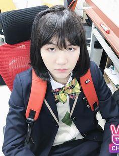 Min Yoonji, kekeke