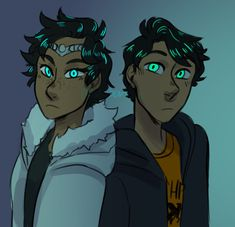 Percy and Thalia