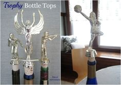 8 #Clever Ways to Upcycle Trophies ...