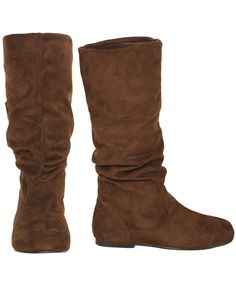 Basey Slouch Boot  Regularly $32.50  Now $27.50