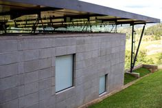 Casa Santo Antonio, located in Santo Antonio do Pinhal, Brazil was designed by H+F Arquitetos to take advantage of the sloped site by layering the house in 3 stepped tiers,...