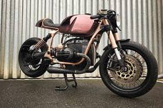 Chalcolithic Café Racer - BMW R100 R Mystic ~ Return of the Cafe Racers