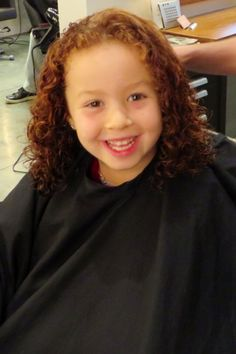 Diva in training. #firsthaircut. Haircut by CJ Cassaday. All copyrights belong to the owner of this photograph.