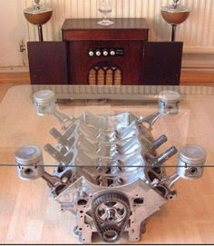 Man Cave Coffee Table