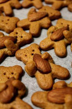 Kakkuviikarin vispailuja!: Nalle-piparit