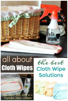 Using cloth wipes goes hand in hand with cloth diapers, but there may still be questions! Here are answers to the most asked questions!