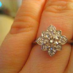Fresh Probably super expensive Vintage Engagement RingsVintage