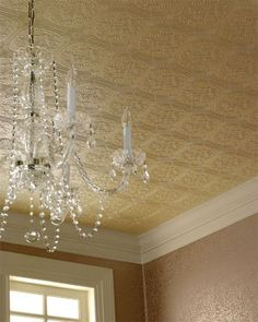 1000 Images About Pressed Tin Paintable Wallpaper On