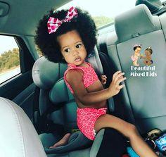 Nailah - 1 Year • African American & Jamaican ❤
