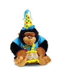 Birthday Gorilla Princeton NJ