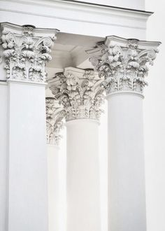 Columns With Eye And Heart Appeal...............