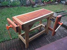 Banco carpintero #woodworkingbench