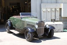 1931 Ford Deluxe Roadster | The H.A.M.B.