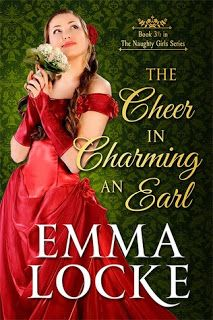 Book Review: The Cheer in Charming an Earl by Emma Locke