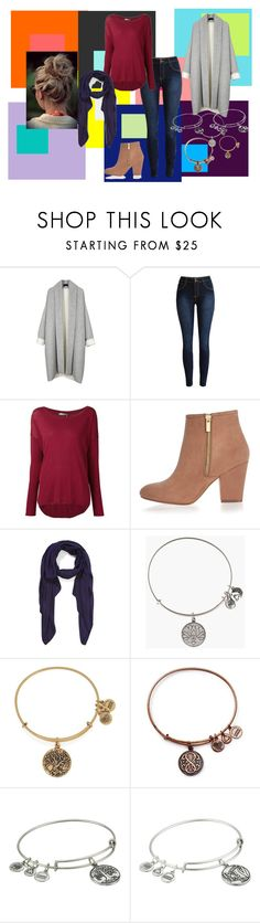 """""""Mother Dearest"""" by cudagirl831 ❤ liked on Polyvore featuring Vince, River Island, Faliero Sarti, Alex and Ani, women's clothing, women, female, woman, misses and juniors"""