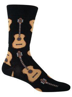Guitar Socks | Mens from The Sock Drawer