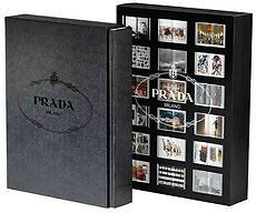 NEW Prada by Miuccia Prada Hardcover Book - would be gorgeous on my coffee table