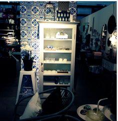 Cabinet model V3 white in Interior Studio Pompone, Varberg, Sweden