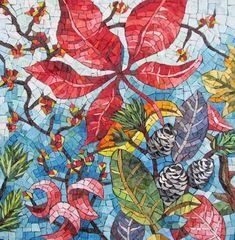 mosaic garden