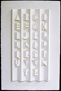 Pop-up Alphabet