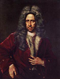 Kupecký - Portrait of a Lord (Guido Count Starhemberg), 1714
