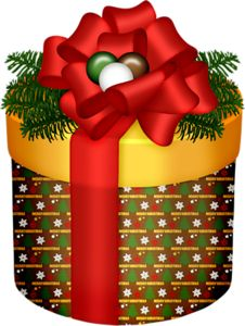 free christmas clip art images green ribbon clip art and rh pinterest com christmas gifts clipart images christmas gifts clipart black and white