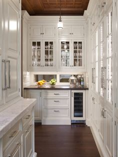 Butlers Pantry Design, Pictures, Remodel, Decor and Ideas - page 17