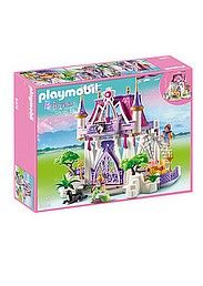 Buy PLAYMOBIL Fairies - Unicorn Jewel Castle - 5474 on Pixmania. Today's the day of the grand ball at the Unicorn Jewel Castle! The princess is wearing a beautiful gown, and the Queen is putting the f