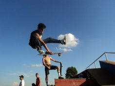 Skatista Cleiton Silva - Clube do skate