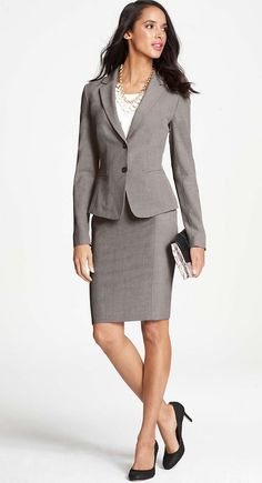Petite Suiting- Suits For Petite Women | Tan pants, Suits and Pants