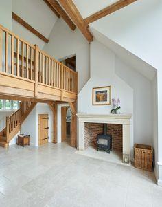 Feature Project - Border Oak - oak framed houses, oak framed garages and structures.