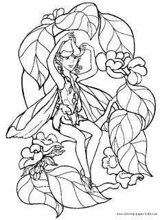 fanacy printable  Coloring Pages For Adults | ... coloring pages, color plate, coloring sheet,printable coloring picture