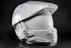 Halo : la marque NECA va fabriquer un casque pour les motards