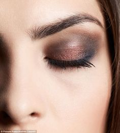 The latest way to do a smoky eye is with crayons. Softer on the skin around the eye area, these are so simple to use