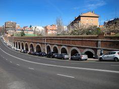 Acueducto de Amaniel (Madrid)