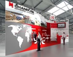 Exhibition stand Chandler