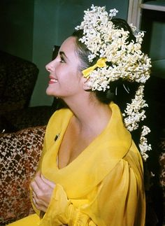 Elizabeth Taylor - Step into our enchanted world and find the perfect dress, www.ladress.com