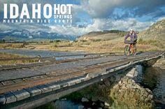 Idaho Hot Springs, Singletrack, & Map Giveaway | Adventure Cycling Association