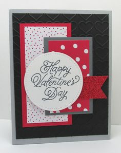 13 Stampin Up Valentine Swap Samples DOstamping with Dawn 13 Stampin Up Valentine Swap Samples DOstamping with Dawn Astrid Wunderle astridwunderle Karten basteln It s Friday the and instead nbsp hellip cards crafts Valentines Day Cards Handmade, Valentine Crafts, Greeting Cards Handmade, Valentine Nails, Valentine Ideas, Card Patterns, Heart Cards, Card Sketches, Paper Cards