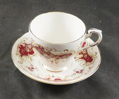 PARAGON Fine Bone China Cup & Saucer