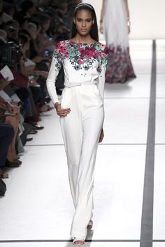 Elie Saab - Spring Summer 2014 Ready-To-Wear - Shows - Vogue.it