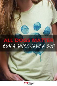 If you're a dog lover, then you HAVE to check out iheartdogs.com. They feeds rescue dogs in need with the help of any purchase you make from the site. T-shirts, socks, custom jewelry and more are all available for purchase and all will help feed and care for dogs in need. Shop the selection at iheartdogs.com and make a difference today!