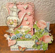 Card: Botanical Tea